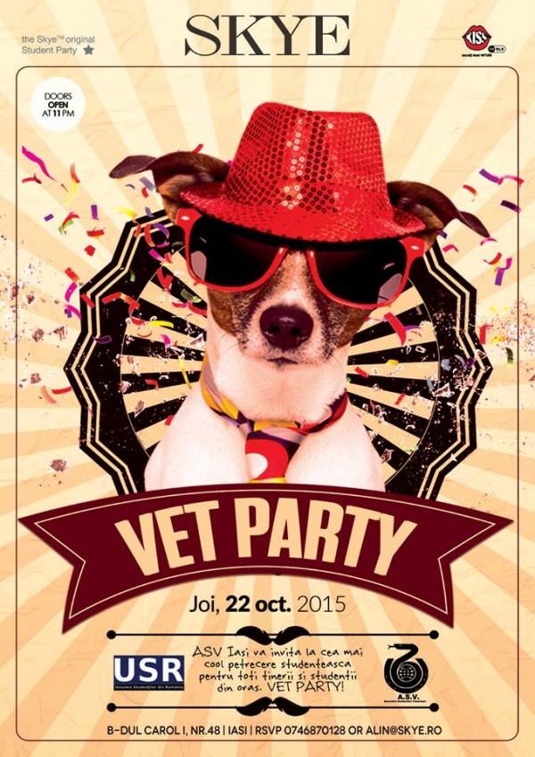 vet party
