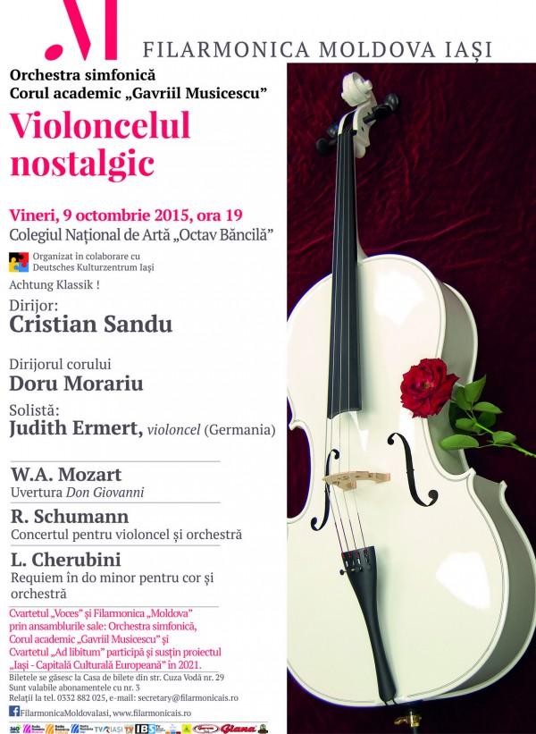 violoncel nostalgic