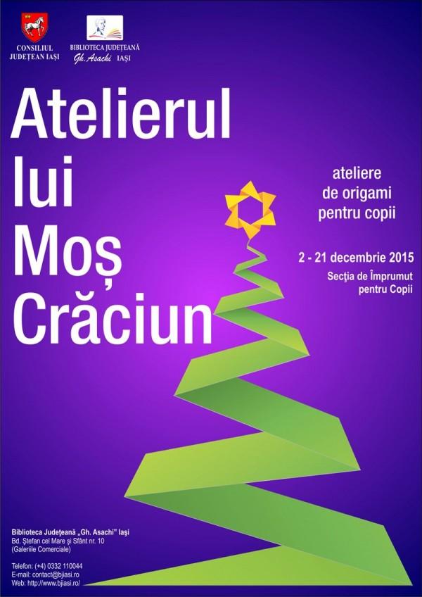 AFIS Origami-Craciun-2015