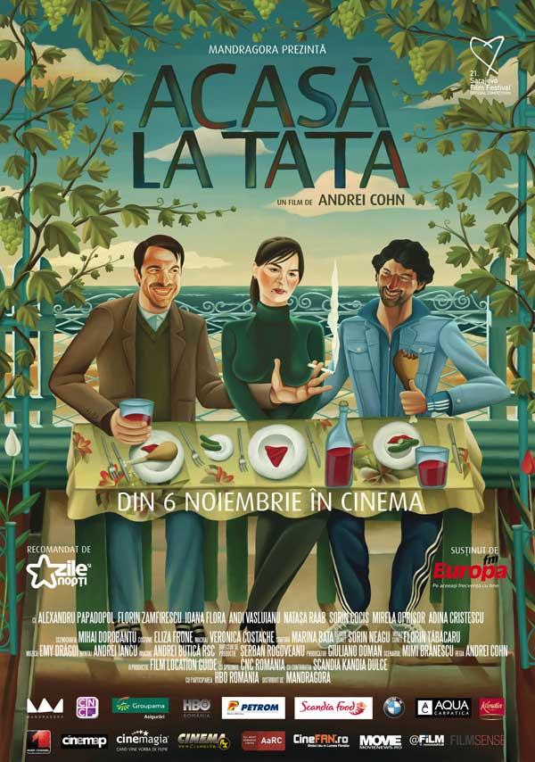 Poster-Acasa-la-Tata