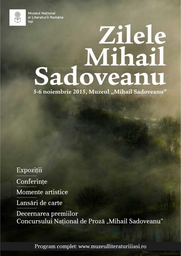 Zilele-Sadoveanu