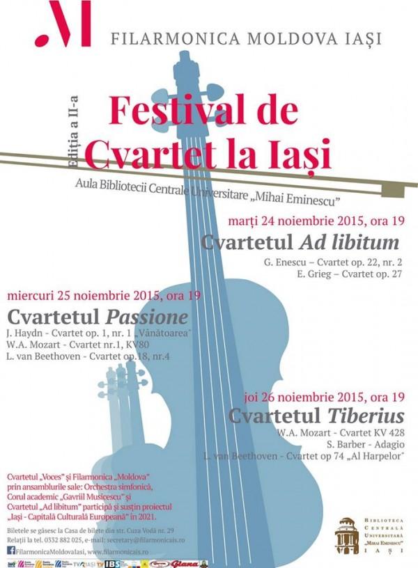 festival cvartet iasi