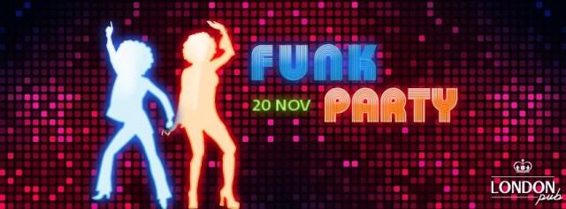 funky party-london