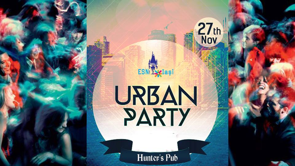iasi urban party