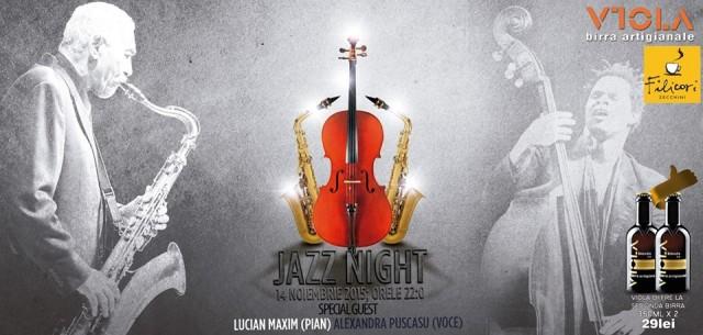 jazz night-filicori