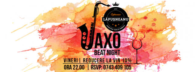 saxo beat night-lapusneanu
