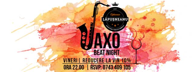 saxo beat night-lapusneanu