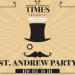 ST. Andrew Party @Times Pub