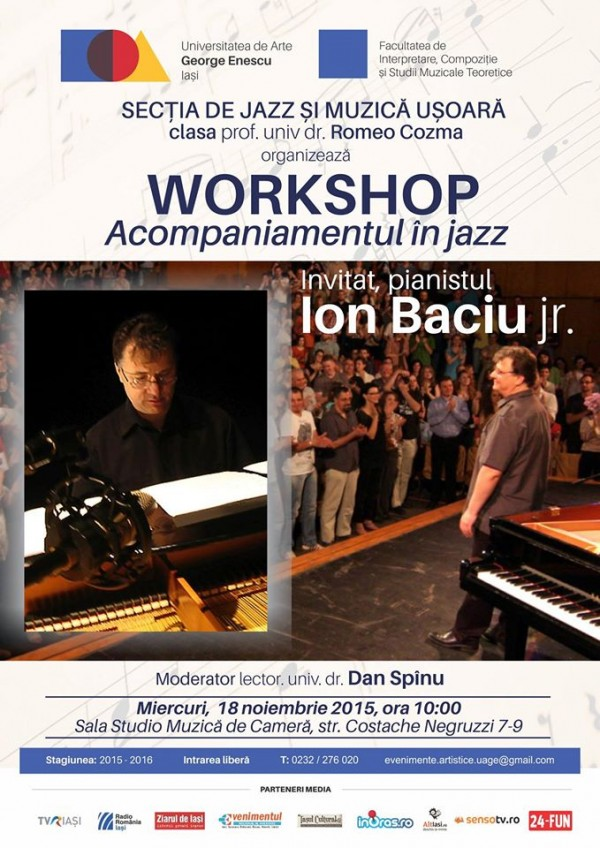 workshop jazz ion baciu
