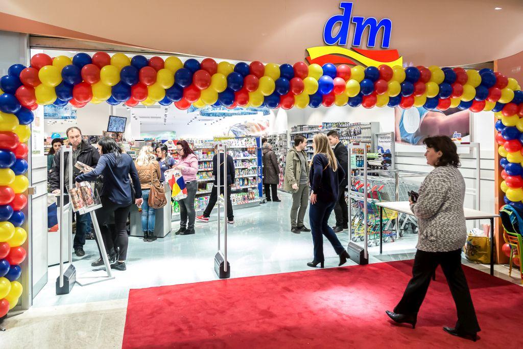 dm drogerie markt a deschis primul magazin din ia i la palas mall iasifun site ul tau de. Black Bedroom Furniture Sets. Home Design Ideas