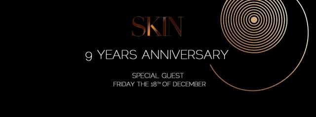 9 years skin