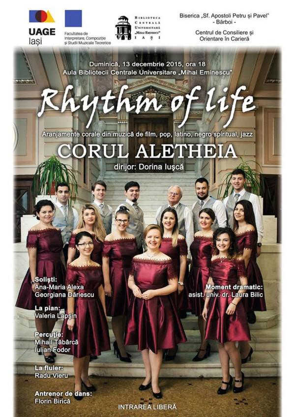 Rhythm of Life - corul Aletheia