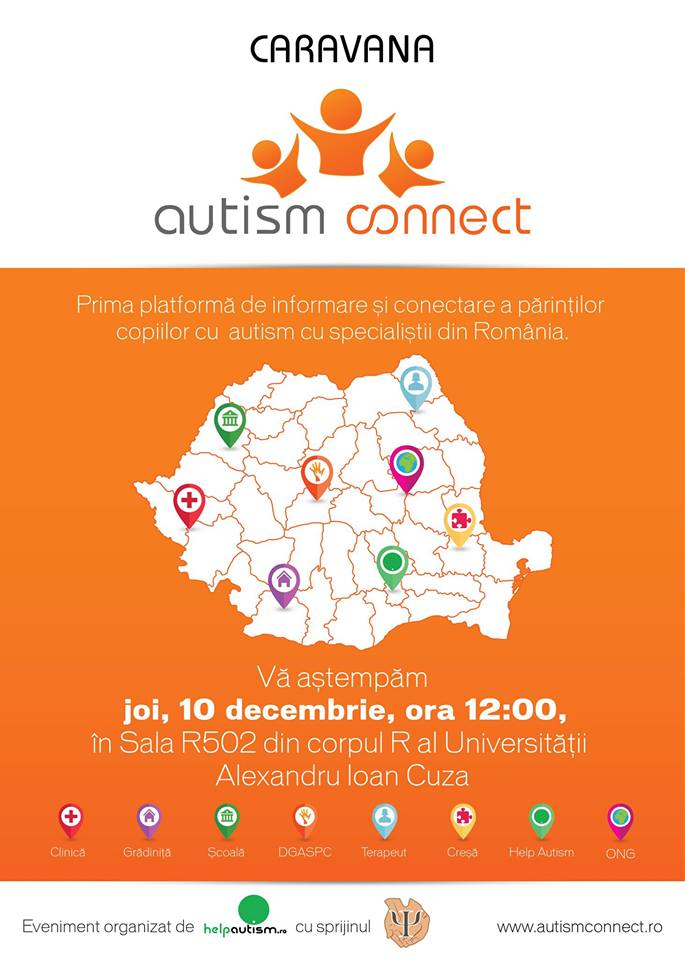 caravana autism connect