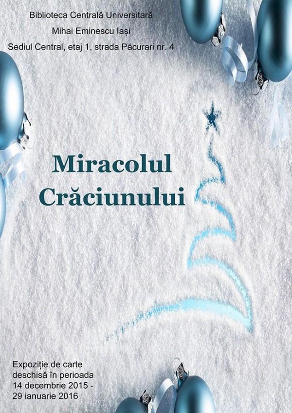 carte miracol craciun