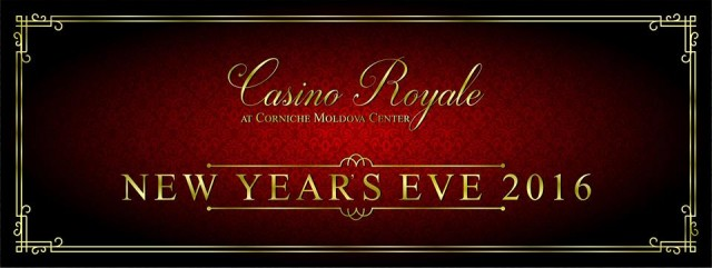 casino royale-revelion