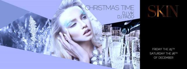 christmas time-skin