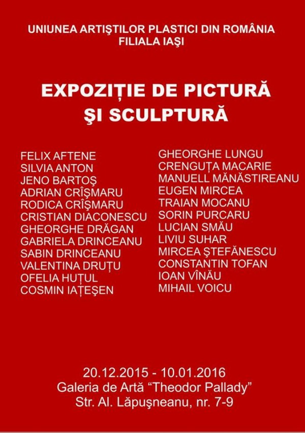 expo pictura sculptura