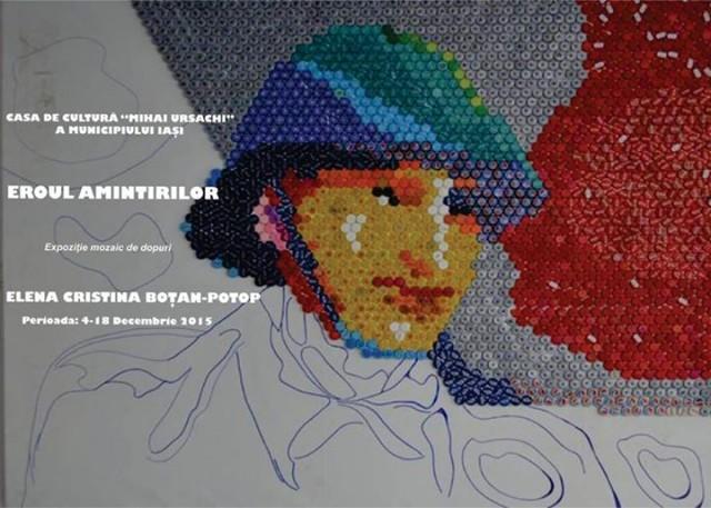expozitie mozaic dopuri