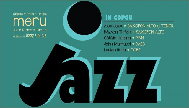 jazz in copou-meru