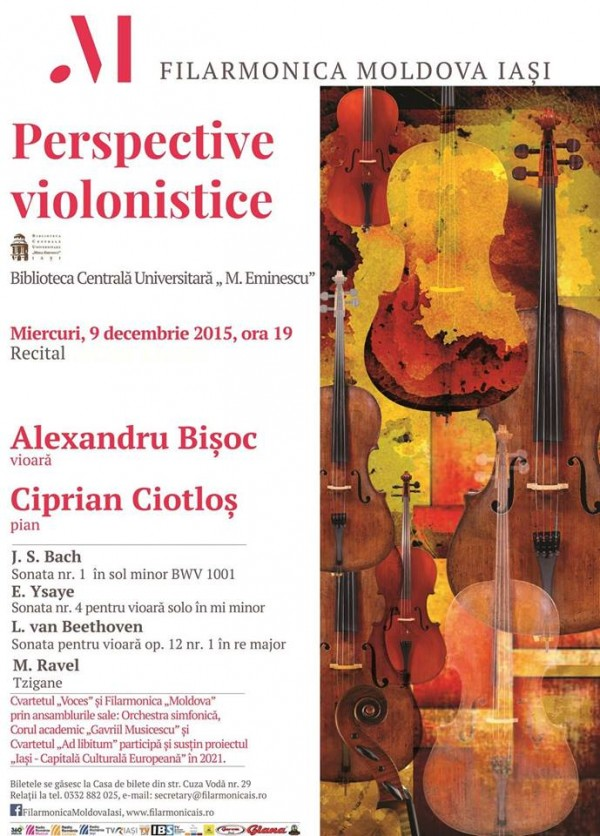 perspective violonistice