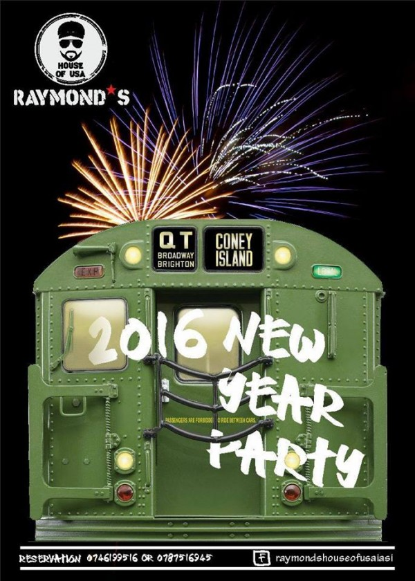 raymonds revelion 2016