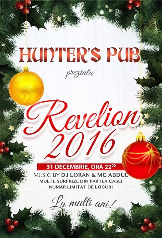 revelion hunters 2016
