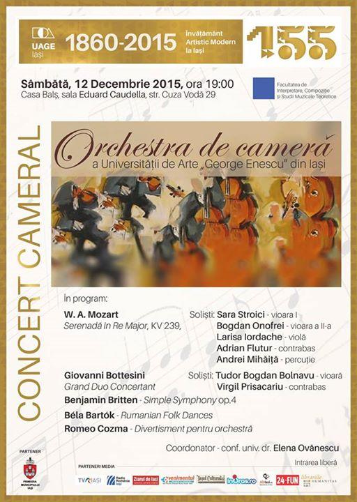 sambata concert UAGE