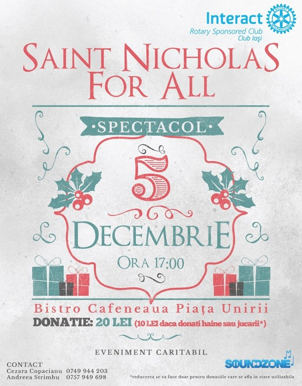 st nicholas for all