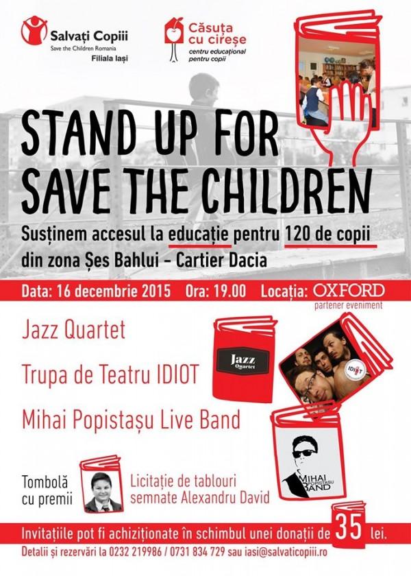 stand up children