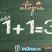 """Comedia """"1+1=3"""" @Utopia Cafe"""