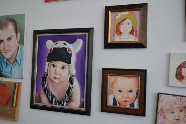 curs pictura portret