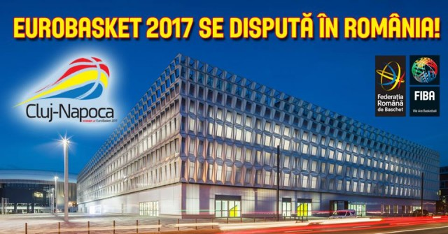 eurobasket 2017 cluj