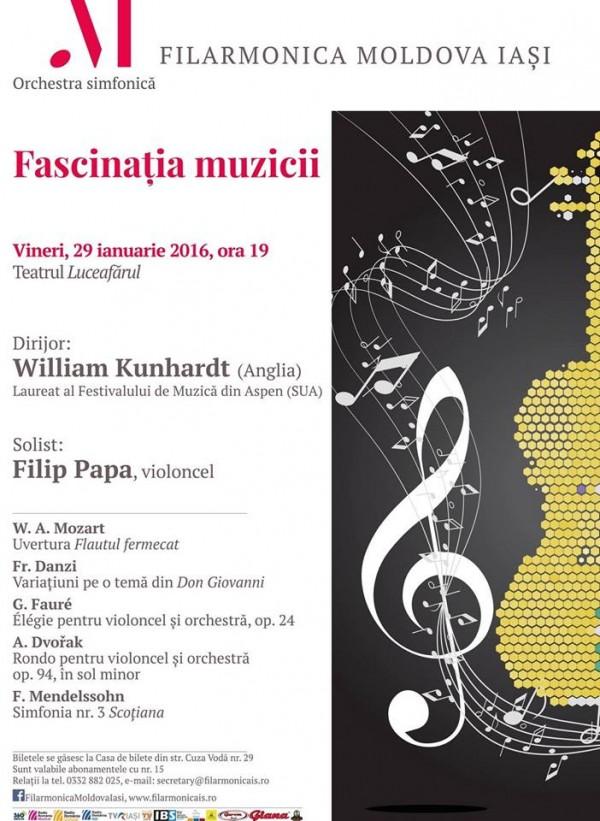 fascinatia muzicii