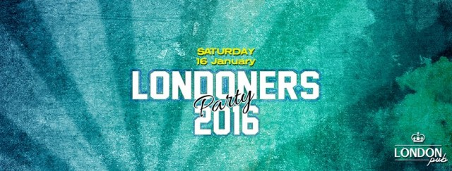 londoners party