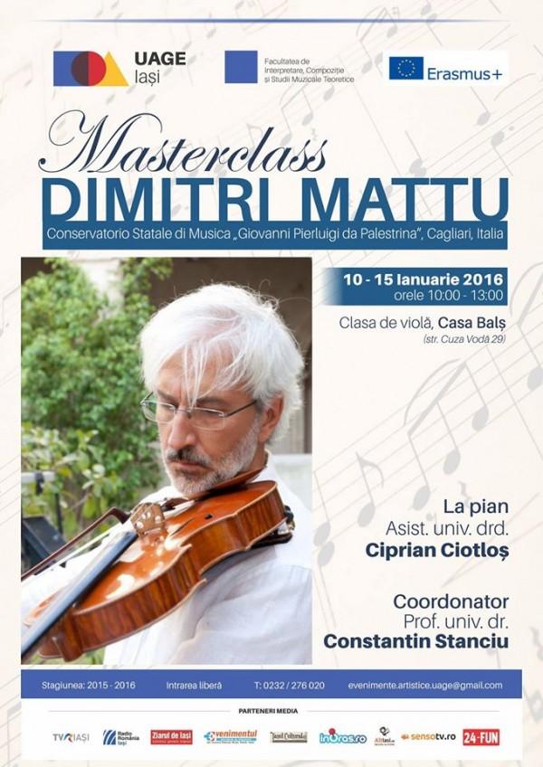 masterclass viola