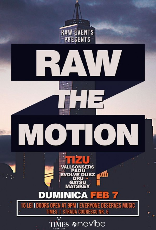 raw the motion