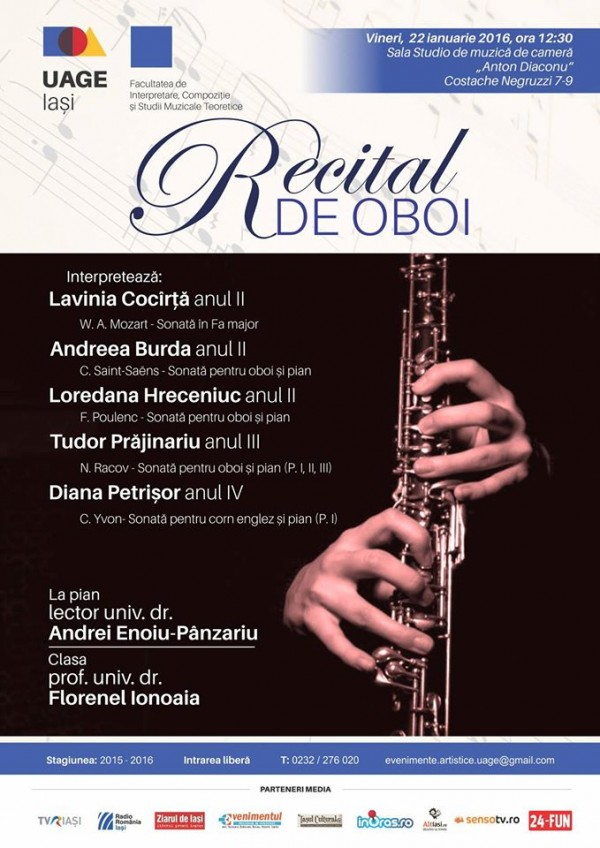 recital oboi