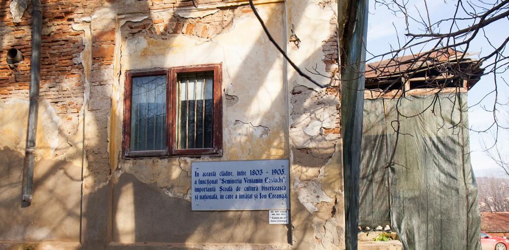 """Campania de strângere de fonduri: """"Salvați  istoria Iașului -Salvați Casa Creangă"""""""
