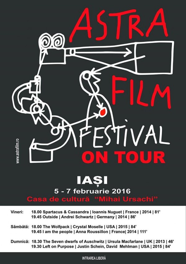 astra film on tour