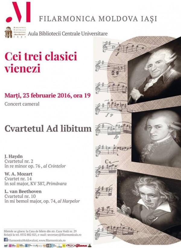 cei trei clasici vienezi