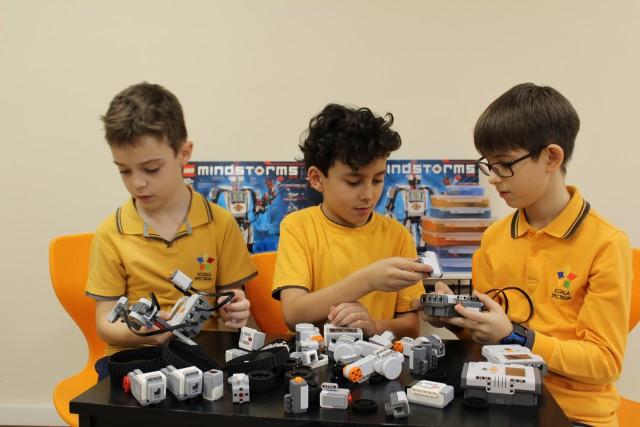club robotica 1