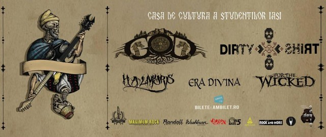 concert rock ccs iasi