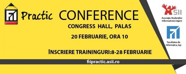 fii practic conference
