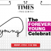 The Forever Young Celebration @TIMES