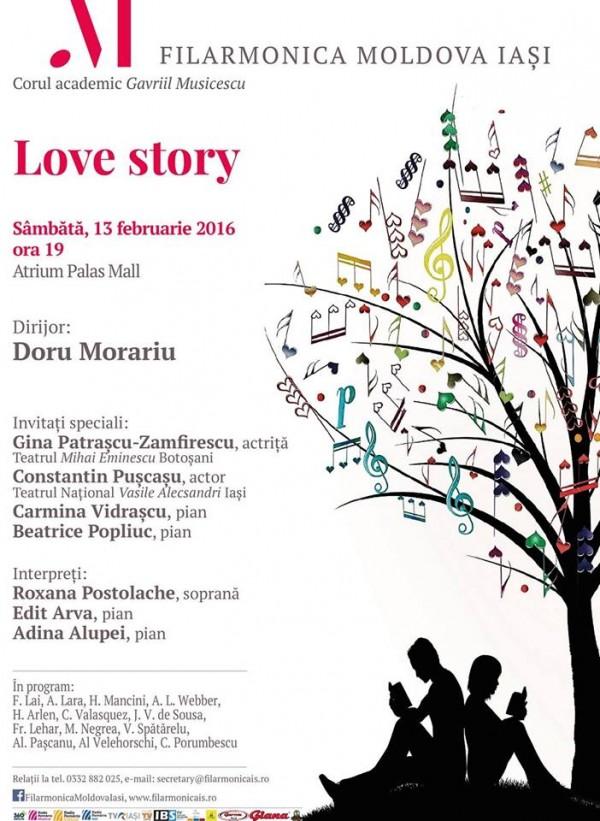 love story-filarmonica