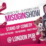 misogin show-london