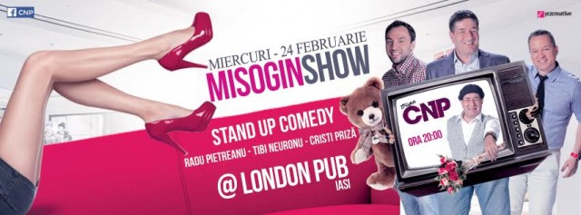 misogin show-london