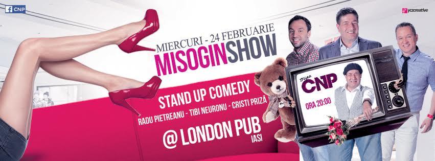 misogin show