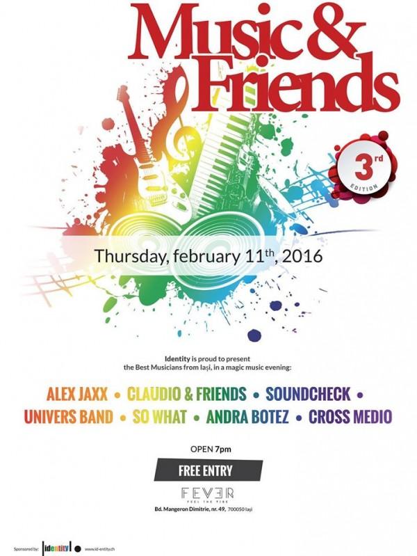music - friends