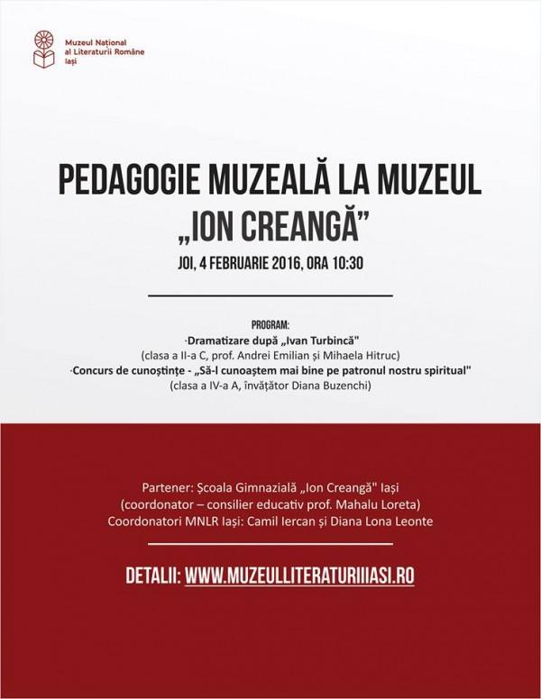 pedagogie muzeala